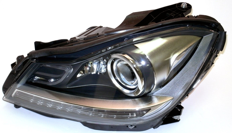 bekkers com/: Mercedes Benz C Class Headlights