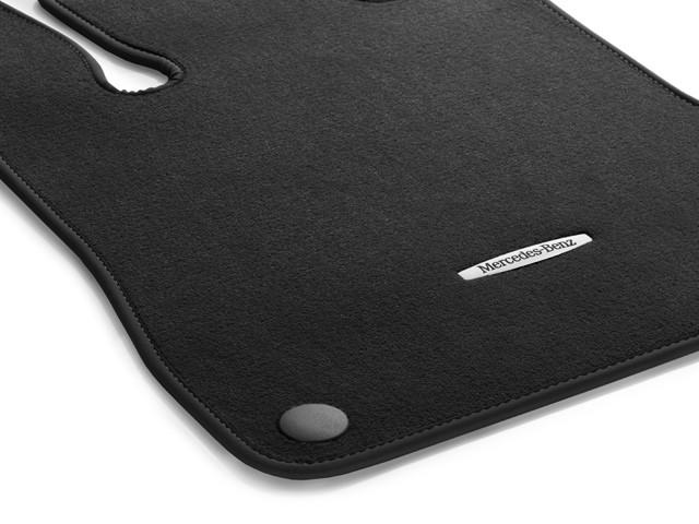 Mercedes benz cl class carpeted floor mats for Mercedes benz mats