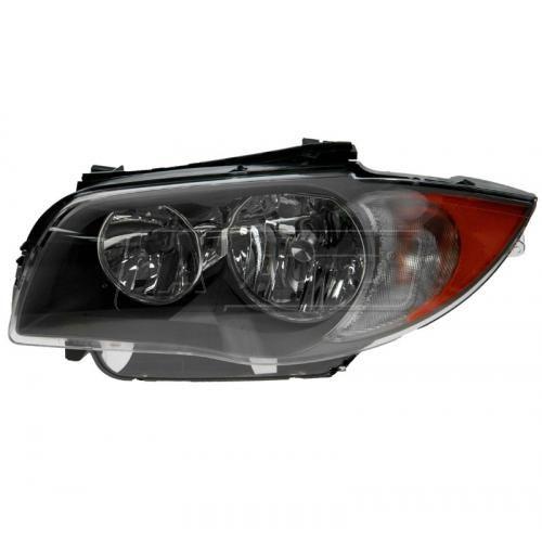 Bekkers.com/: BMW 1 Series E81 E82 Headlights