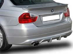 Bekkers Com Bmw E90 4dr Ac Style Rear Bumper Lip 06 08