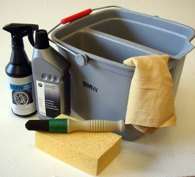 bekkerscom BMW Car Care Kit Gift Set