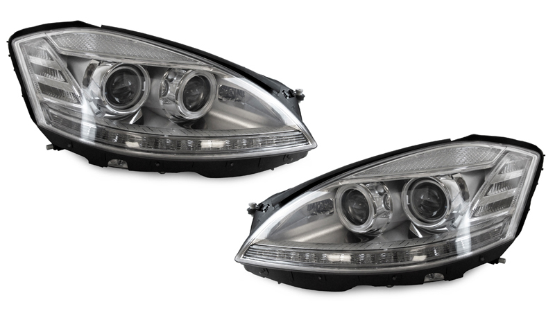 bekkers com mercedes benz s class headlights bekkers