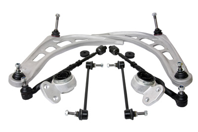 bekkers.com/: BMW E46 3 Series 8 Piece Suspension Parts Kit   323