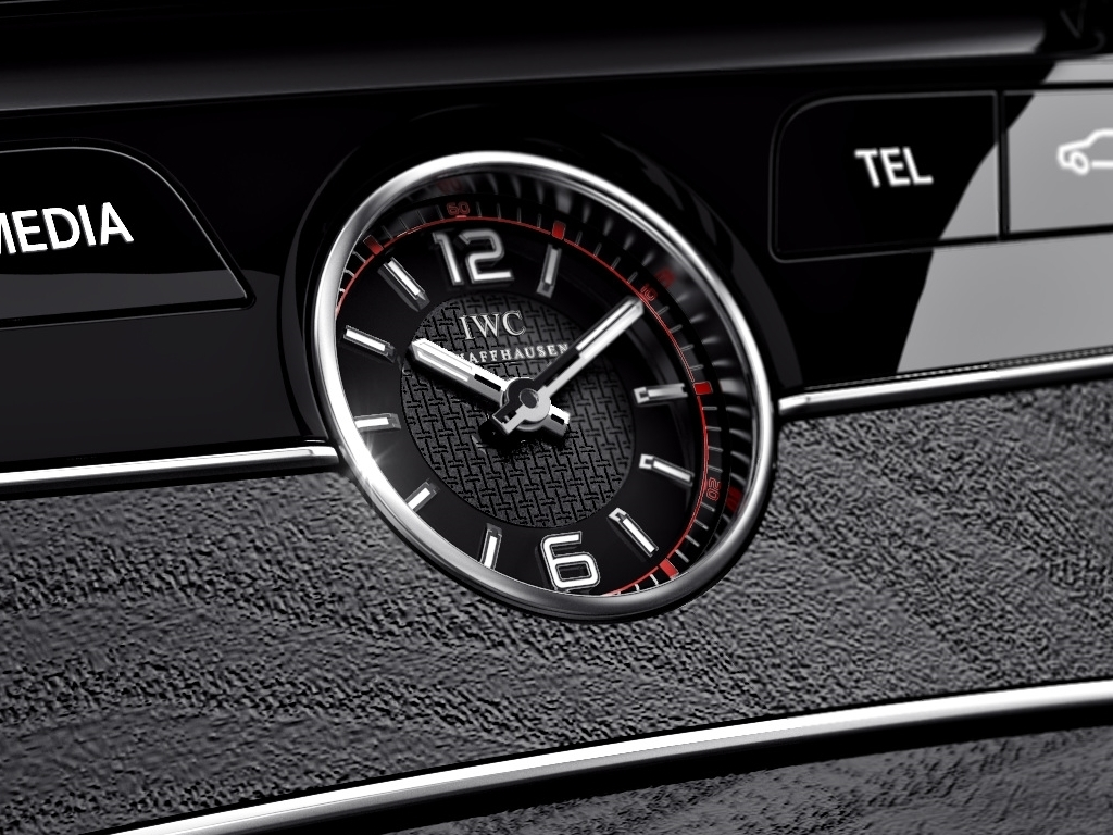 Mercedes audio and electronics for Mercedes benz clock