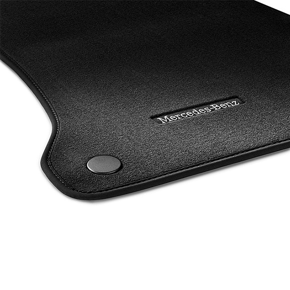 Mercedes Benz C205 C300 Coupe And Cabrio Carpeted Velour Floor Mats