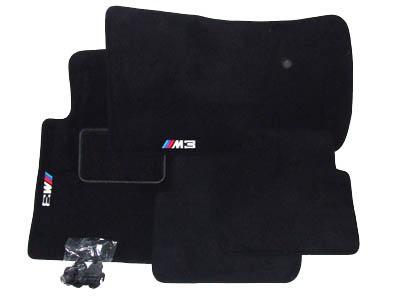 carpeted floors parts floor black genuine bmw mats es b