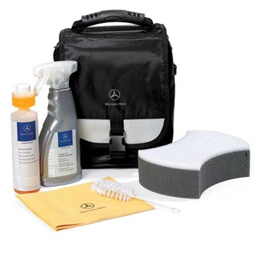 mercedes exterior car care kit