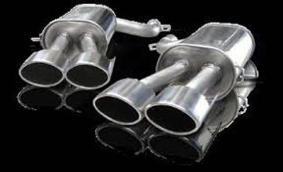 bekkers com/: Mercedes Benz C-Class W204 Supersport Stainless Steel